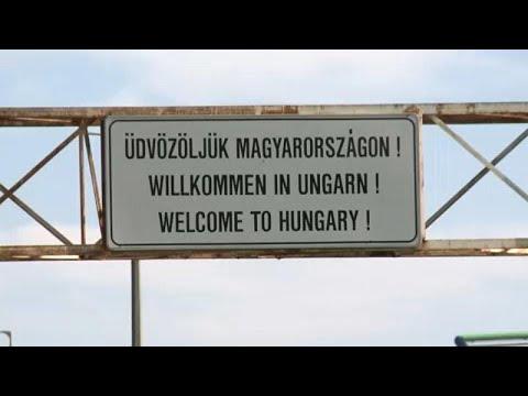 Венгрия снова закрывает границы