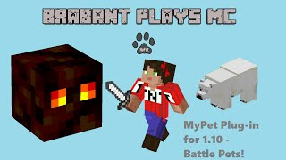 Mypets for 1.10