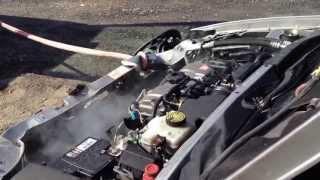 casse moteur saxo VTS
