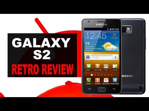 Samsung Galaxy S2   Retro Review en español