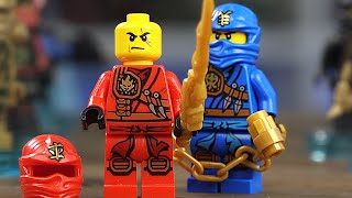 Все Ninjago Минифигурки - LEGO Dimensions