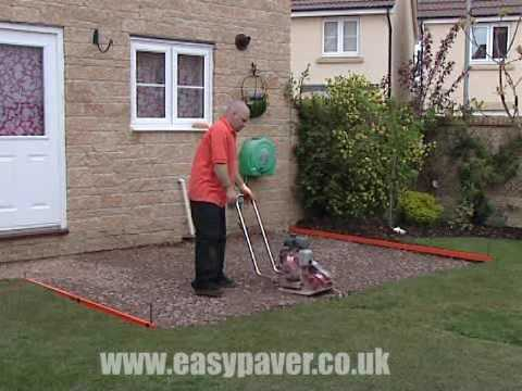 EasyPaver - A revolutionary new paving tool for Everyone