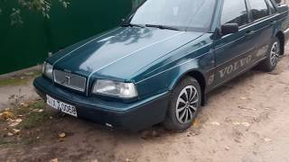 Volvo 460 краткий обзор