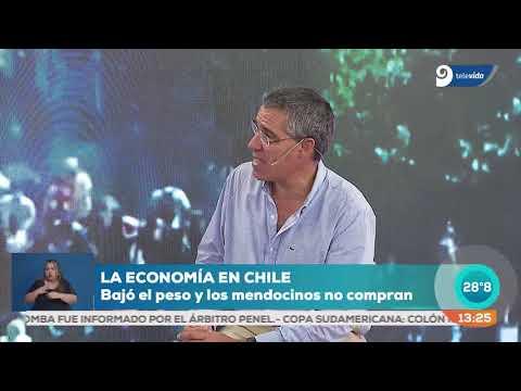 La Cotización Del Peso Chileno Bajó En Mendoza