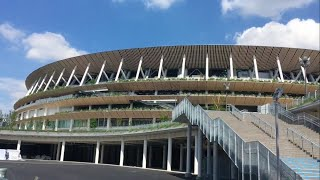 【TOKYO2020】新国立競技場 TOKYO OLYMPIC STADIUM / Sep 20 2019