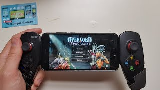 Overlord: Dark Legend Gameplay on Android smartphone Dolphin GC/Wii Emulator/Wii games