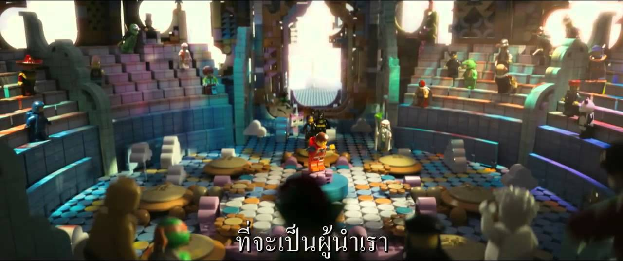 The LEGO Movie   Trailer F4 ซับไทย