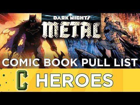 Dark Nights Metal #1 - Collider Heroes