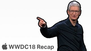 WWDC18 Recap