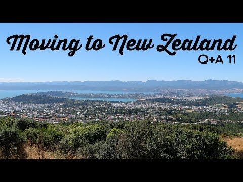 Moving To New Zealand Q&A 11 | A Thousand Words