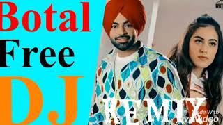 Botal Free Jordan Sandhu remix song / Bottle free remix/ Teri yaad Nall oni chai di 1 botal free