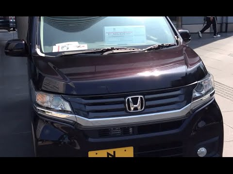 ホンダ N,WGN カスタム 内装 ターボ車は普通車と変わらない走りのN,WGN Honda N,WGN Custom Interior