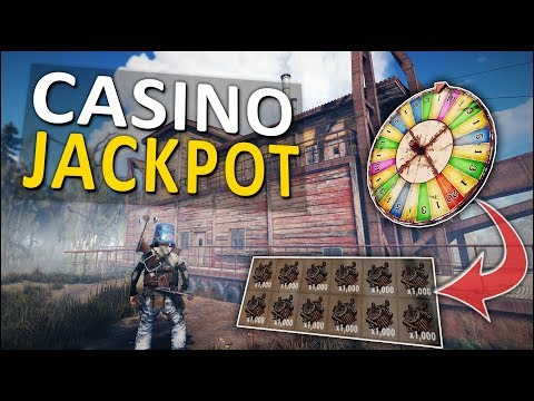 WINNING the JACKPOT at the BANDIT CASINO!