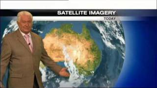 Win News Rockhampton Weather & Closer (18/11/2009)