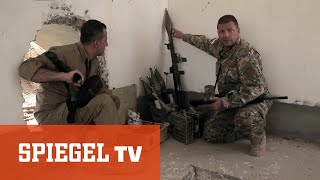 Ein Deutscher an der Front: Der Kampf um Mossul
