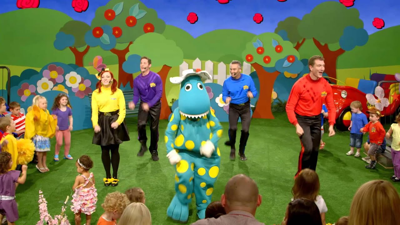 Wiggles Videos The Wiggles - Romp Bom...