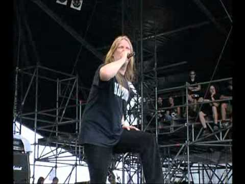 Dew-Scented - Never To Return (live @ With Full Force 2005)