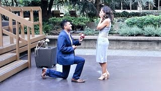 It Finally Happened! Best Marriage Proposal Ever! - TrinaDuhra