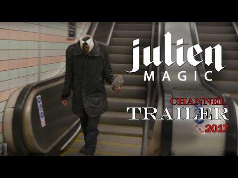 New Channel Trailer 2017 -Julien Magic