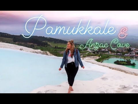 TWO DAY TRIPS FROM ISTANBUL - GALLIPOLI & PAMUKKALE