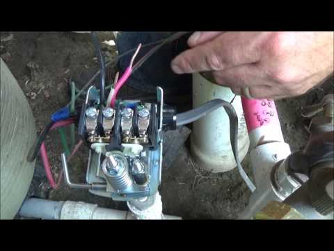 Well X Trol Pump Control Box Wiring Diagram on