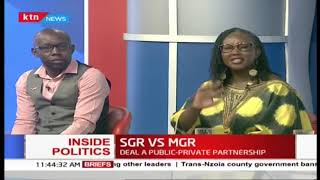 Inside Politics: Private firm to fund rail link to SGR