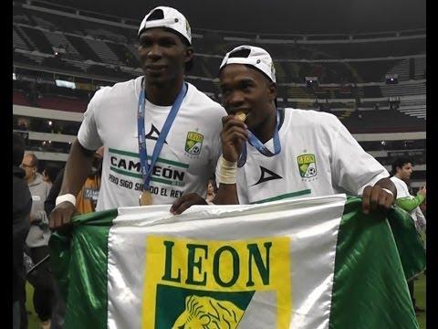 Color de la Gran Final de Liga MX Apertura 2013 ¡León Campeón!