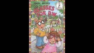 Gläser für D. W. (Arthur)