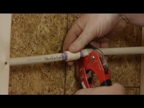 Plumbing: How to Repair a Coupling : Plumbing Repairs