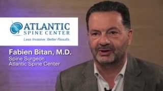 Fabien Bitan on His Experience at Atlantic Spine Center