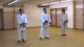 Oyo Bunkai Pinan Yondan (www.karateBCN.com)