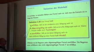 Theoretische Informatik Vorlesung Nr.1
