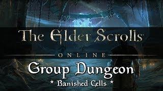 Elder Scrolls Online - My First Group Dungeon (Banished Cells)