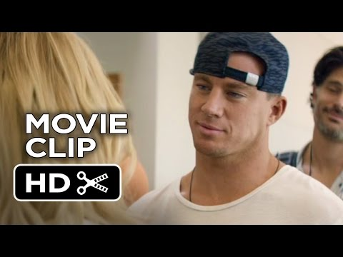 Magic Mike XXL Movie CLIP - MC (2015) - Channing Tatum, Elizabeth Banks Movie HD