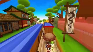 Ninja Kid Run Divertido Juego Android Gameplay