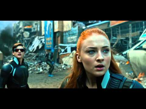 『X-MEN: アポカリプス』映画オリジナル予告B