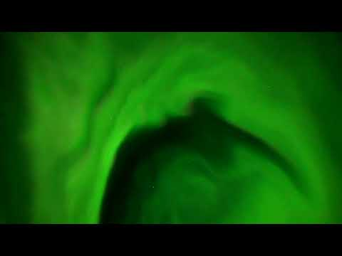 Check out the Northern Lights over Norway