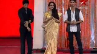 new year in bollywood all star in rekha best performing with shahrukh khan