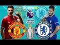 FIFA 18 | Manchester United vs Chelsea | Premier League 2017/18 | Prediction Gameplay