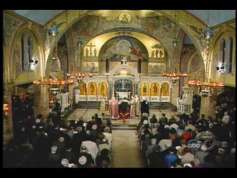Orthodox Holy Week 1/7 (Holy Unction)