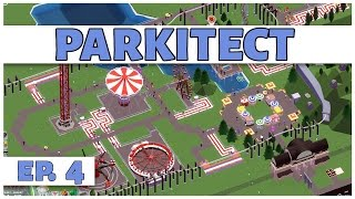 Parkitect - Ep. 4 - Adventure Zone! - Let