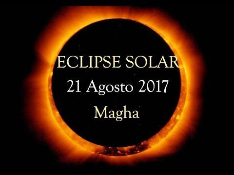 Eclipse Solar 21 Agosto 2017 influencia sobre nuestras vidas