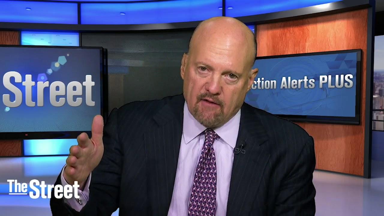 Jim Cramer talk running a public porfolio, North Korea ...