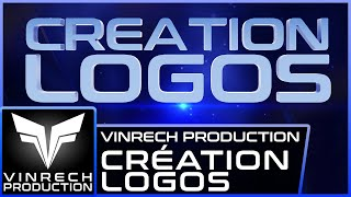 Création de Logos par VINRECH PRODUCTION
