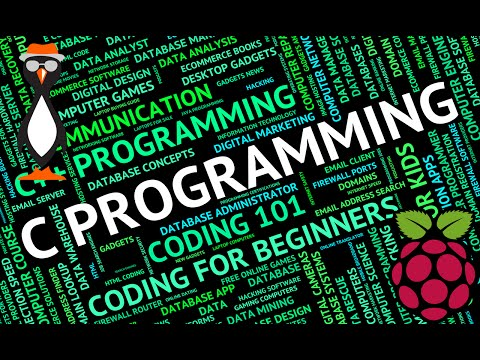 National Coding Week Your First C Program on The Raspberry Pi