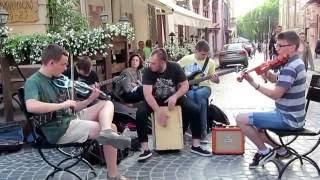 Muse - Resistance,  Satori Band violin rock cover #FolkRockVideo
