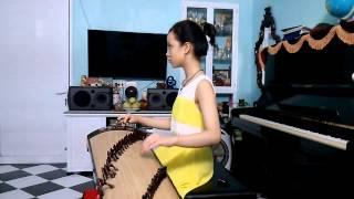 """Độc tấu bài """"Vui Tan Học""""-ST NGUT- NS Phạm Thúy Hoan"""