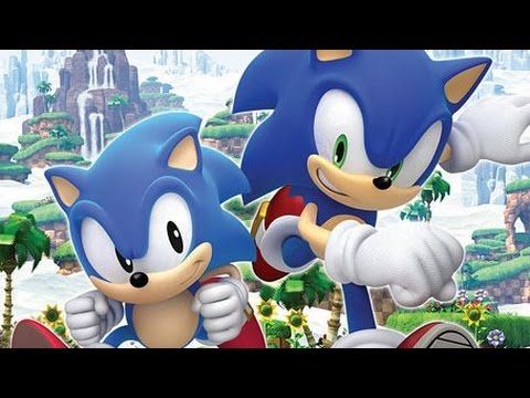 Sonic Generations All Cutscenes (Game Movie) 1080p HD thumbnail
