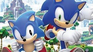Sonic Generations All Cutscenes (Game Movie) 1080p HD