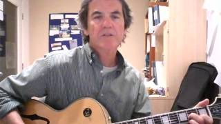 How to play Little Red Riding Hood on Guitar. Lesson by James Nichols.